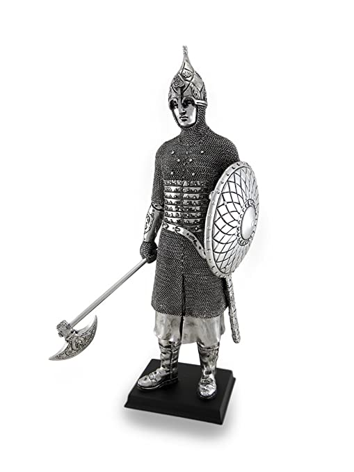 Amazon.com: Veronese Design Medieval Knight Wearing Ibrahim ...