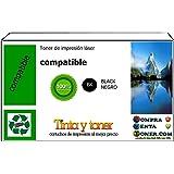 Panasonic kx-fat410x negro cartucho de toner compatible