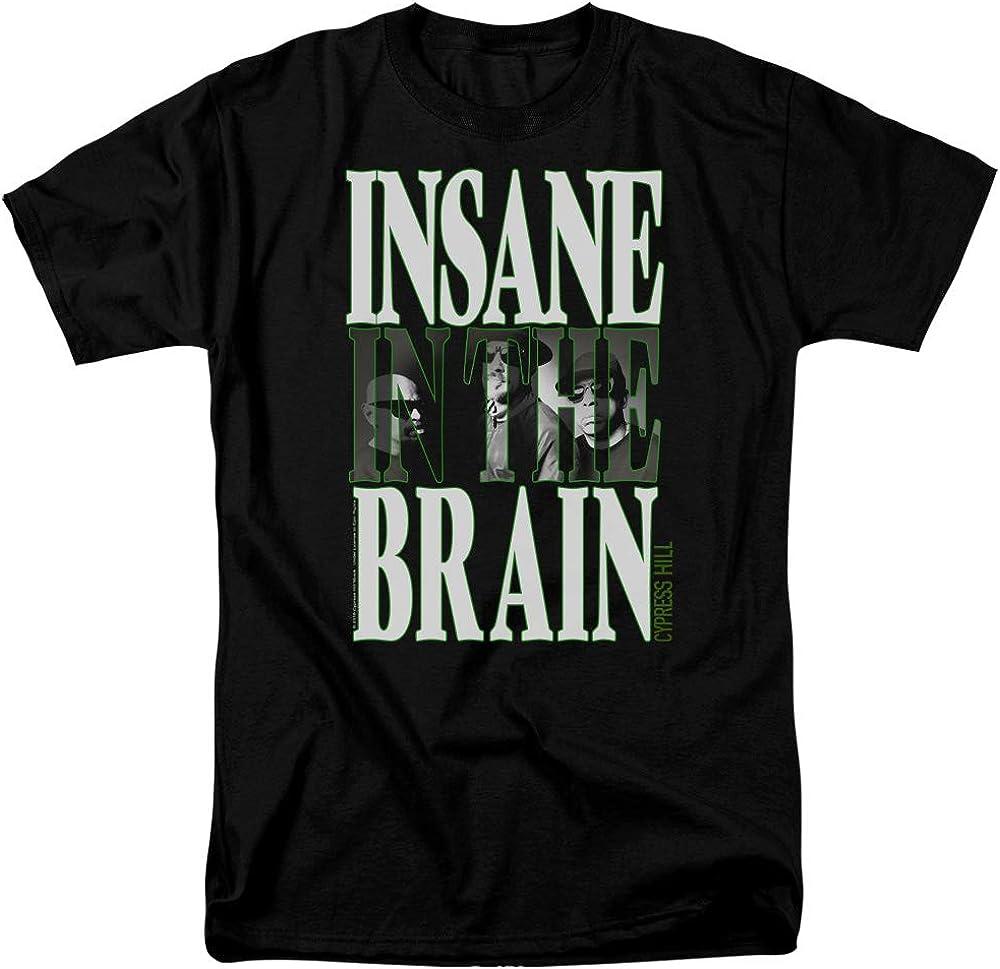 """through 7X Cypress Hill /""""Insane In The Brain/"""" T-Shirt"""