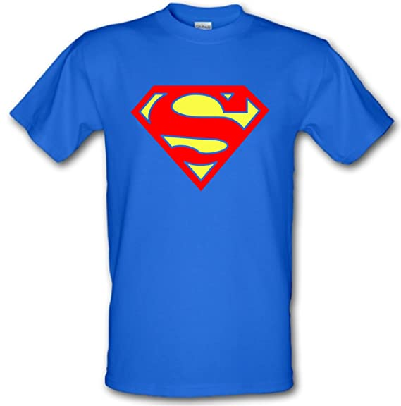 SUPERMAN diseño de logotipo de Gildan diseño de martillo de Thor Heavy T- camiseta de manga corta todos los tamaños algodón S-XXL: Amazon.es: Ropa y ...