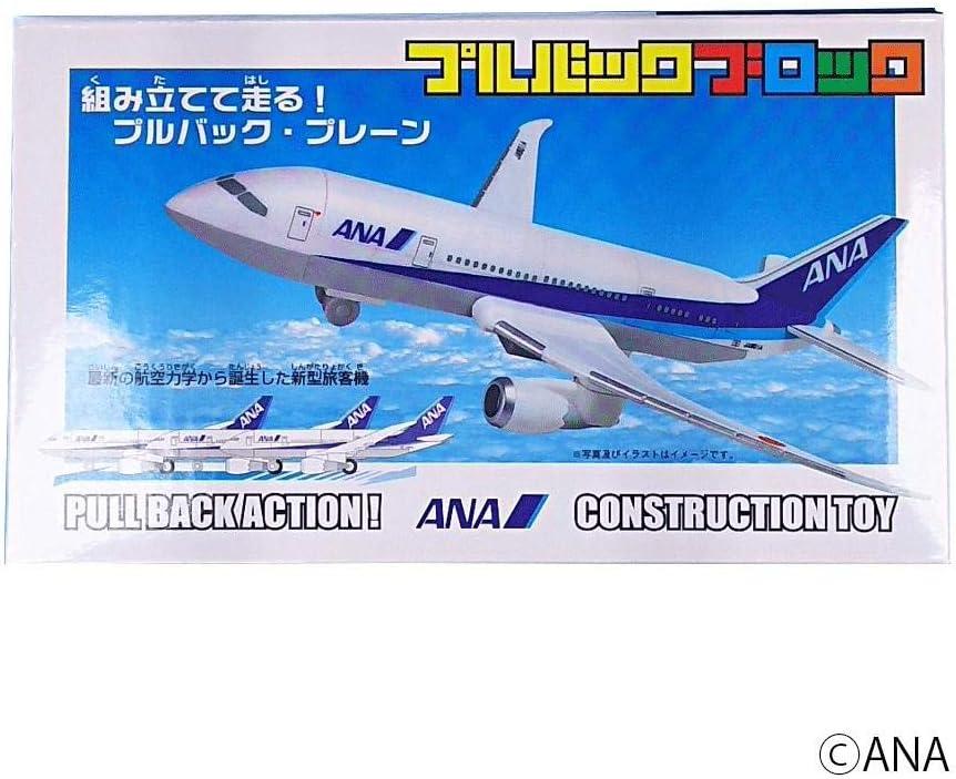 Amazon 飛行機プルバックブロック Ana 飛行機 ヘリコプター おもちゃ