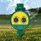 Water Timer - Garden Tools LCD Home Digital Electronic Intelligence Water Timer Garden Irrigation Controller Water Programs System - Watering Timer