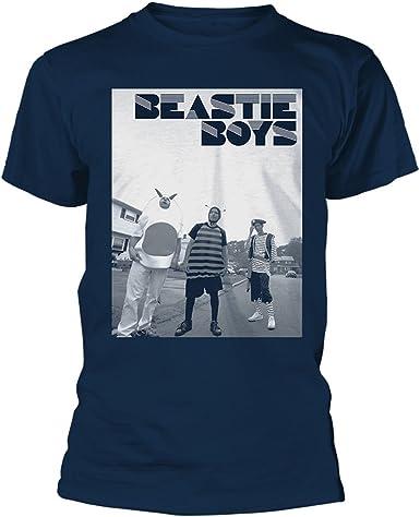 The Beastie Boys Outfilts Rock Hip Hop Oficial Camiseta para Hombre: Amazon.es: Ropa y accesorios