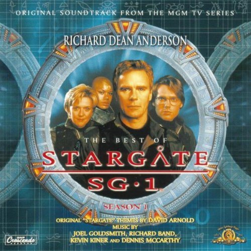 Price comparison product image Best of Stargate SG-1 (Original Soundtrack)
