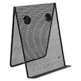 2 X Rolodex Mesh Collection Nesting Document Holder, Letter-Size, Black (FG9C9500BLA)