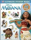 Best DK CHILDREN Books 5 Year Olds - Ultimate Sticker Book: Disney Moana (Ultimate Sticker Books) Review