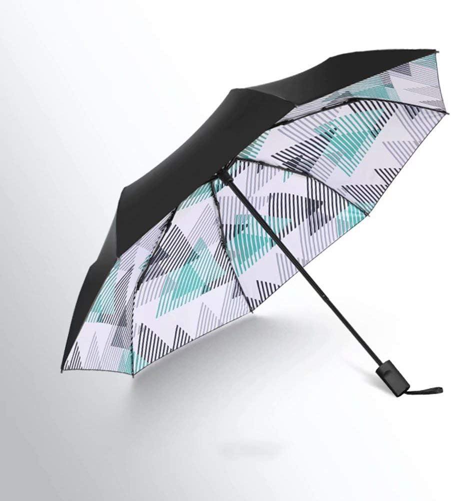 Umbrella Women The Best Long Windproof /& Stormproof Umbrella The Manual Auto Open Black Umbrellas for Men
