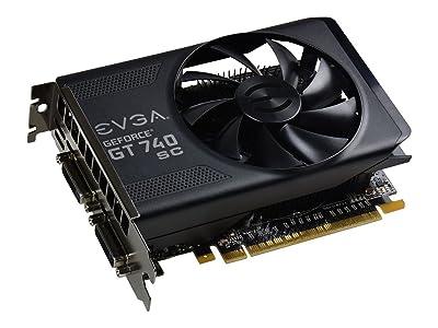 EVGA GeForce GT 740 2GB GDDR5