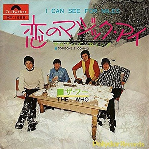 I Can See for Miles / Someone s Coming [Audio CD] - Seller: -importcds - New / Nuevo (D)