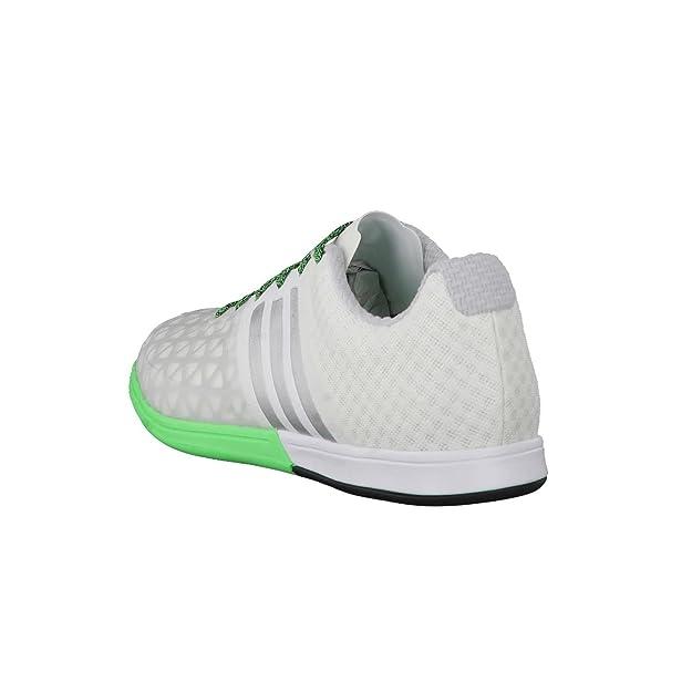 finest selection 2a2cd 72961 adidas Ace 15.1 CT - Botas para Hombre, Color BlancoPlataVerde, Talla 43 13  Amazon.es Zapatos y complementos