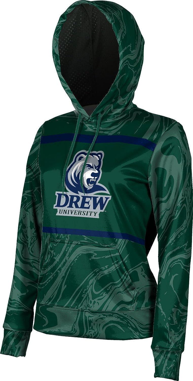 Ripple ProSphere Drew University Girls Pullover Hoodie School Spirit Sweatshirt
