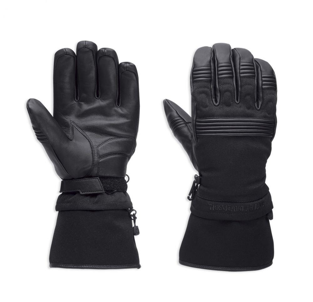 Harley-Davidson, Tenino Convertible Cuff Gloves Size L Harley-Davidson GmbH