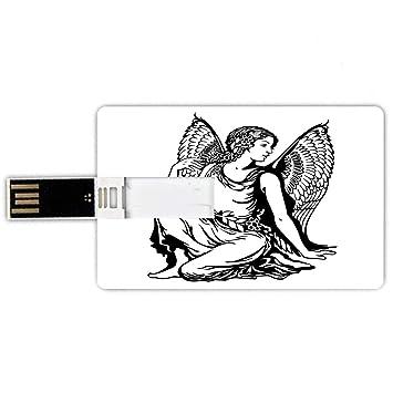 8GB Forma de tarjeta de crédito de unidades flash USB Zodiaco ...