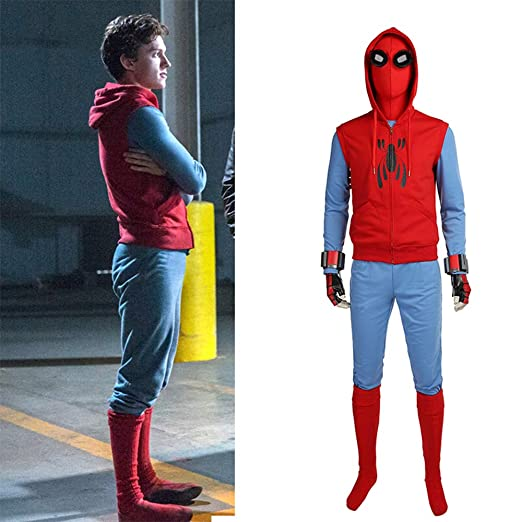 Lydias Anime Spiderman: Homecoming Cosplay Holandesa Hecha ...