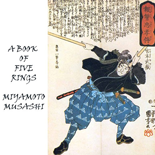 A Book of Five Rings: The Strategy of Musashi cover
