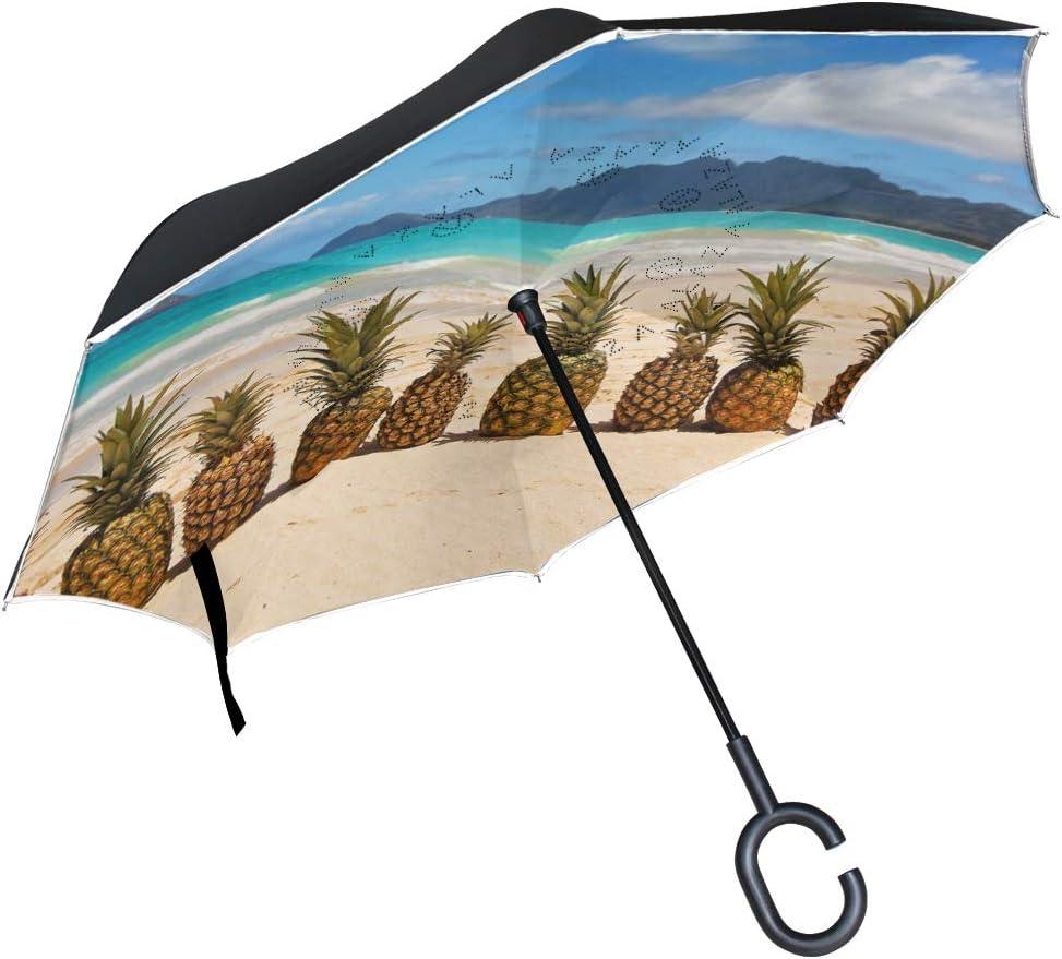 Folding Umbrella Pirate Pug Dog On Blue Umbrella Open Close Windproof Umbrella Lightweight Compact Outdoor Umbrellas Sun /& Rain