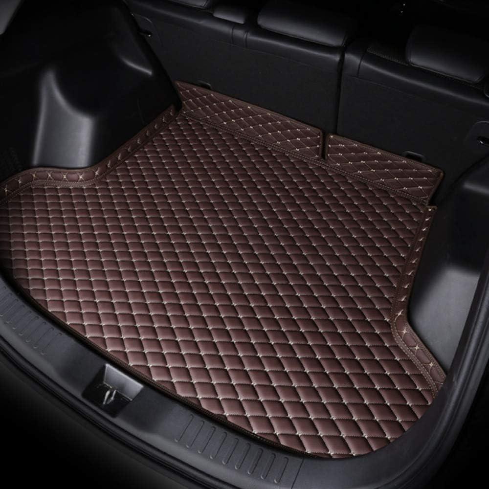 GLEETIEZ Tappetini Bagagliaio Auto Personalizzati stuoia del Bagagliaio delle Fodere di carico,per Audi A6 C7 c8 berlina 2011-2016 2017 2018 2019 2020