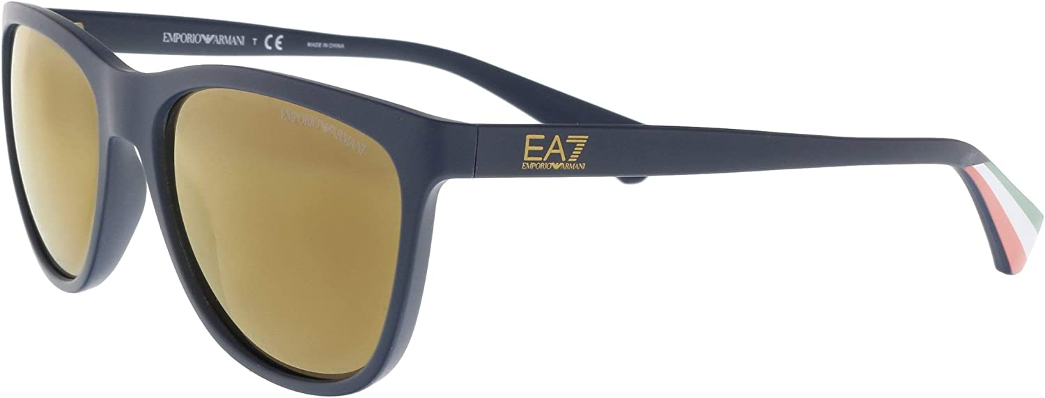 Emporio Armani EA4053 53686H Navy Cat Eye Sunglasses for Womens