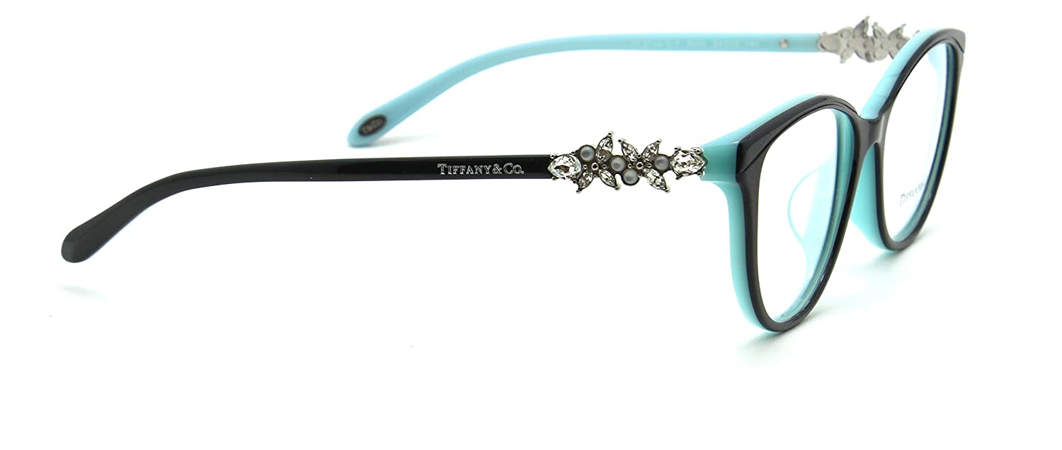 9df08f7fd2 TF 2144 BF Women Cat Eye Glasses RX - able (8055) 54mm  Amazon.ca  Clothing    Accessories