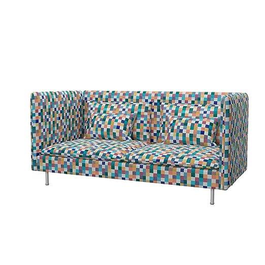 Soferia - IKEA SÖDERHAMN Funda para sofá de 3 plazas ...