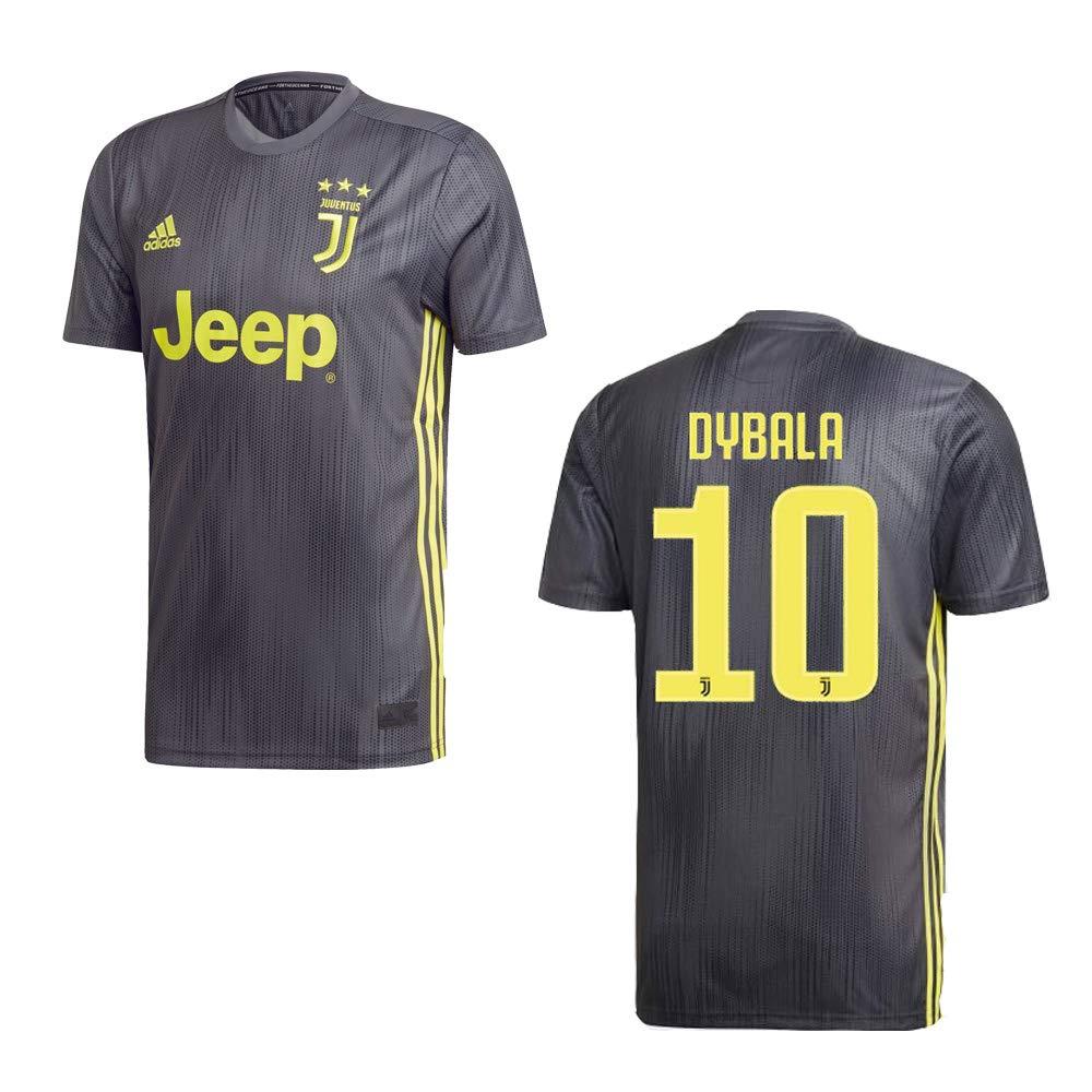 Adidas Juventus Turin Trikot 3rd Kinder 2019 - DYBALLA 10