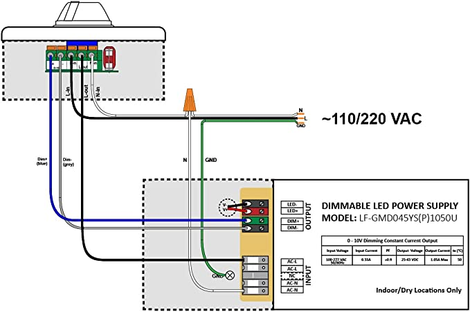 33 0 10v Dimming Wiring Diagram - Wiring Diagram Database