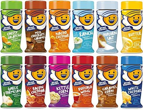 LETE SEASONING KIT (Variety Pack Bundle of ALL 12 Flavors) (Seasoning Variety Pack)
