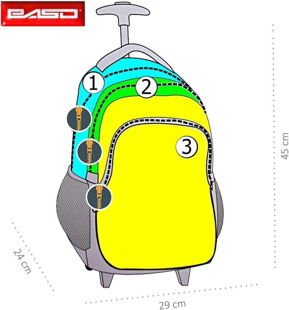Sacca Sport,Porta Merenda,Scuola Elementare Media Ragazza Rachaelhale Gatto Reale Set Zaino Trolley Bambina