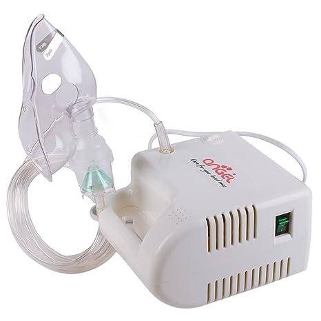 Buy Angel Plastic Jn 207 Portable Nebulizer White Free Size