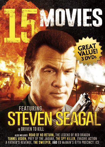 15-Movie Action Collection V.4 -