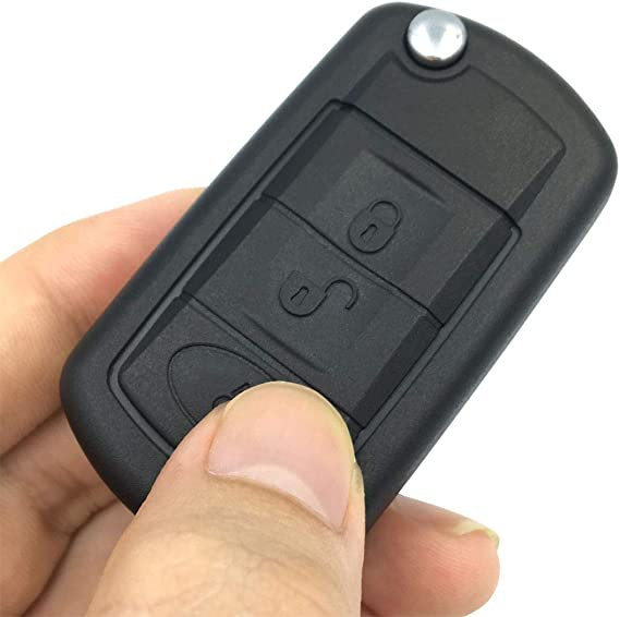 Ersatz Schlüsselgehäuse Für Range Rover Sport Land Rover Discovery Lr3 Klappschlüssel Schlüssel Schlüssel Schlüssel Navigation