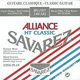 Savarez 500ARJ Alliance Corum Classical Guitar Strings, Standard/High Tension