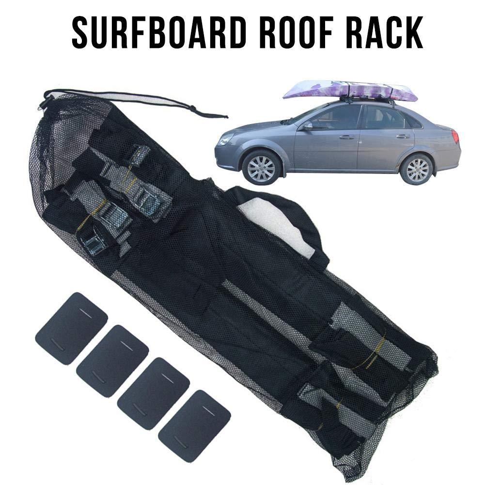 Etc Maletas IrahdBowen Portaequipajes Universal Auto para Tablas De Surf Kayak Sup Snowboard Holder Portaequipajes De Espuma Resistente para Equipaje Current Esqu/ís