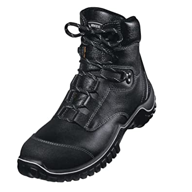 hot sales get cheap separation shoes Uvex Motion Light' S3 Leather Safety Boots. Wide-Fit, Steel Toe ...