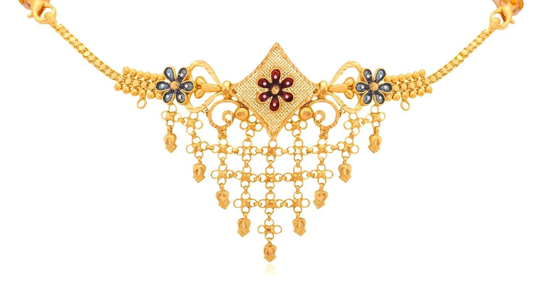 Pretty Senco Gold Kharu Designs Pictures Inspiration - Jewelry ...