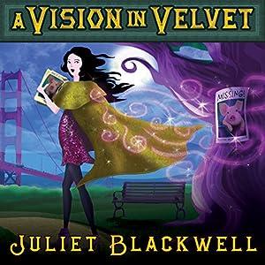 A Vision in Velvet Audiobook