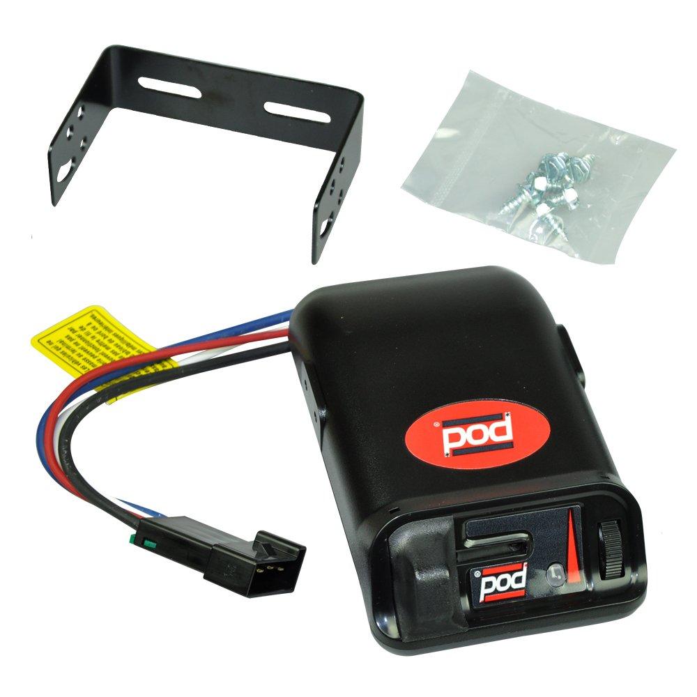 Tekonsha 80500 Pro Series POD Brake Control
