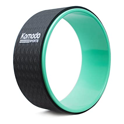 Komodo Yoga Rueda - Ideal para Pilates, estiramientos ...