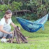 Fourbaneco Camping Hammock - Portable Lightweight