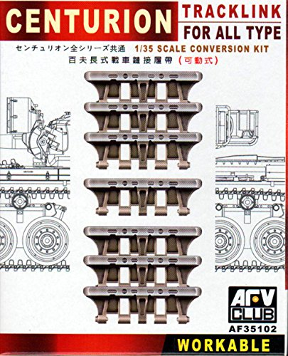 - Centurion Workable Track Links for all Types 1-35 AFV Club