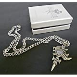 Final Fantasy VIII: Squall's Griever Necklace in a Final Fantasy VIII Gift Box