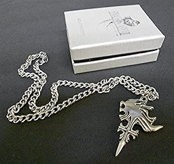 Final fantasy viii squalls griever necklace in a final fantasy final fantasy viii squalls griever necklace in a final fantasy viii gift box by final mozeypictures Gallery