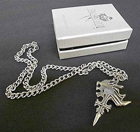 Final Fantasy VIII: Squall's Griever Necklace In A Final Fantasy ...