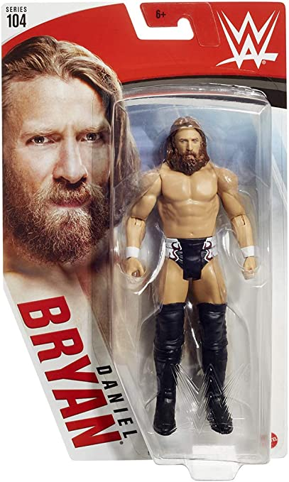 WWE Daniel Bryan Action Figure