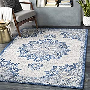 Artistic Weavers Charlize Area Rug, 5'3″ x 7'3″, Navy
