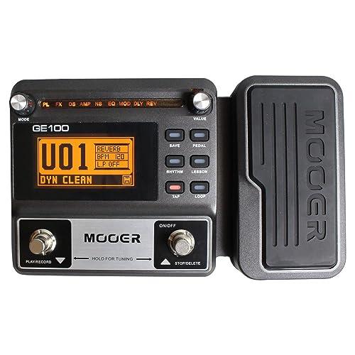 MOOER(ムーア) GE100