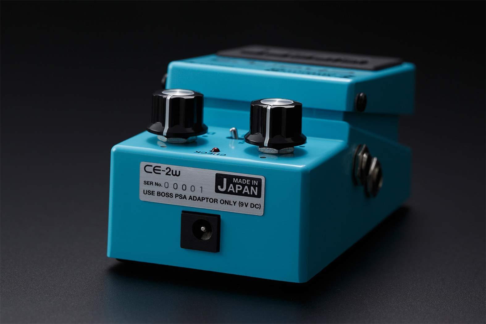 Boss CE-2W Waza Craft Chorus Pedal by BOSS (Image #2)