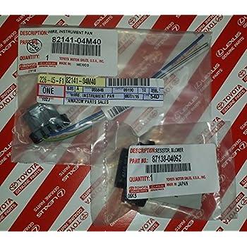Azvo Zhvl Sl Ac Ss on 2005 Chevy Silverado Blower Motor Resistor