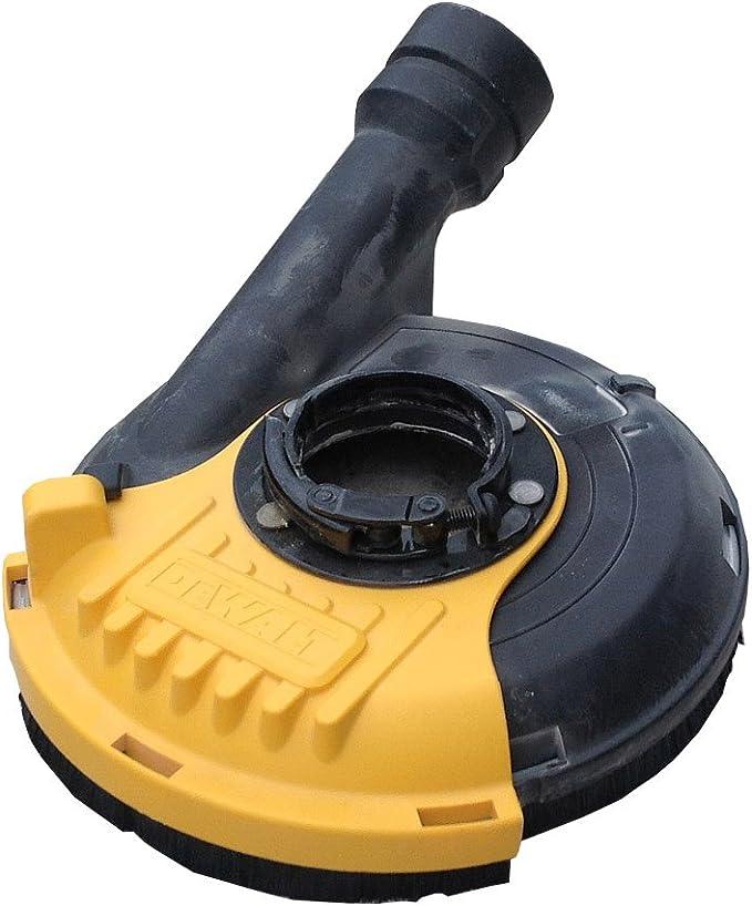 Grano 180 0 W DeWalt DT3034-QZ DT3034-QZ-Lija 1//4 de Hoja 115x115mm Perforada de fijaci/ón r/ápida 0 V para el Lijado en seco de Maderas y Pinturas
