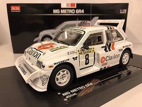 Sunstar – 5536 – MG Metro 6R4 – Rally de los 1000 Lagos 1986 – Escala